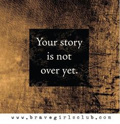 Your experiences DO NOT get to define you. - Sign up for Daily Truths at bravegirlsclub.com