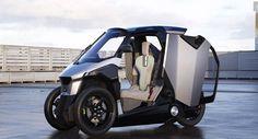 Peugeot скрестил скутер и электрокар для новой городской мобильности http://ift.tt/2l0EIGV