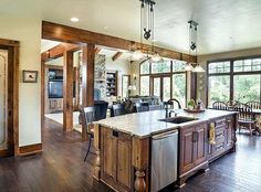 Beautiful Northwest Ranch Home Plan