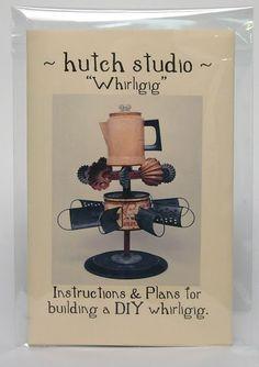 hutch studio: shop instructions for a whirlygig