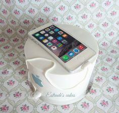 Estrade's cakes: tarta iphone