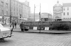 Dundas St Bus Station and Parliamentary Rd Glasgow Scotland, Scotland Travel, Family History Book, Bus Station, West End, The Good Old Days, Old Photos, High Road