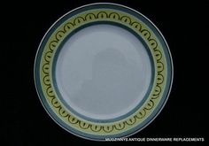 Arabia of Finland Crown Band Dinner Plate