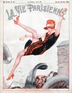Chéri Hérouard (1881-1961). La Vie Parisienne, 28 Mai 1927. [Pinned 17-iii-2015]