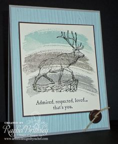 The Wilderness Awaits - Stampin' Up!