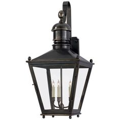 Visual Comfort Lighting E.F. Chapman Sussex Outdoor Wall Sconce