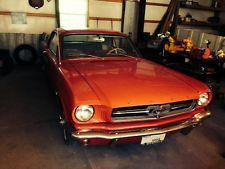 Ford : Mustang coupe 1965 Mustang