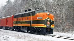 The Wisconsin Great Northern Railroad - also known as the Spooner train - is the only bed and breakfast of its kind in the country.