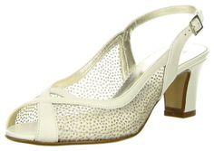Vista Damen Sling Pumps beige, Größe:39;Farbe:Beige - Damen pumps (*Partner-Link)
