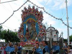 Festa de Nossa Senhora da Ajuda, Fenais da Ajuda, Sao Miguel, Azores