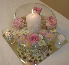 Irresistible Your Wedding Flowers Ideas. Mesmerizing Your Wedding Flowers Ideas. Table Centerpieces, Wedding Centerpieces, Wedding Table, Diy Wedding, Wedding Flowers, Wedding Decorations, Table Decorations, Table Centers, Centre Pieces