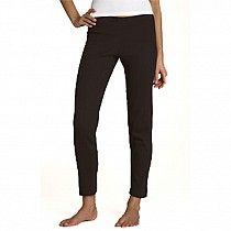 #JNw3303R ecoKashmere Nadia Long Leggings - Classic Leggings with an eco twist.   EcoKashmere Collection Yoga essentials offer fabric that breathes for a dryer, more comfortable fit!  Great for yoga, dance, or stroll by the sea. Pull on styling with a wide contoured comfort waistband. Machine Washable Viscose from Organic Bamboo, Organic Cotton, Spandex Blend. $84.00  www.stylishorganics.com