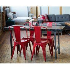 """Urban Wood Goods Dining Table Top Finish: Walnut, Size: 36"""" H x 40"""" W x 96"""" L"""