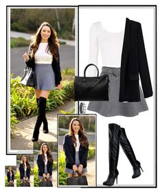 """""""Untitled #96"""" by jowy2 ❤ liked on Polyvore featuring Topshop, Paul & Joe and Breckelle's"""