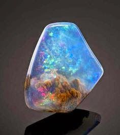 Popular Stuffs: This  Nice Gemstone Looks Like It Contains A  Nebu...