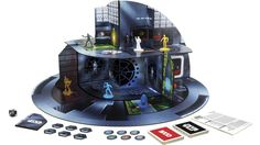 There are now almost as many versions of the board game Clue available as there are different variations of Monopoly. But Hasbro's new Clue: Star Wars Edition includes a couple of unique twists on the classic game, including a 3D version of the Death Star where the mystery plays out.