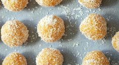 Apricot Bliss Balls  A perfect nut-free, gluten-free lunch box or after-school snack. Oh, and easy. Did I say easy?