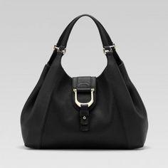 Gucci 268747 A7m0g 1000 Greenwich'Medium Umh?ngetasche mit Steigb��gel Detai Gucci Damen Handtaschen