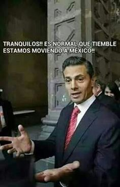 Stupid level: Pena Nieto