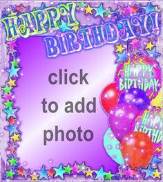 ZingerBug's Birthday Frames - 2009 - Happy Birthday Ribbons and Stars Zinger Bug birthdays Grandaughter Birthday Wishes, Happy Birthday Wishes Nephew, Birthday Wishes With Photo, Happy Birthday Flowers Wishes, Happy 19th Birthday, Happy Birthday Greetings Friends, Happy Birthday Frame, Birthday Wishes And Images, Happy Birthday Messages
