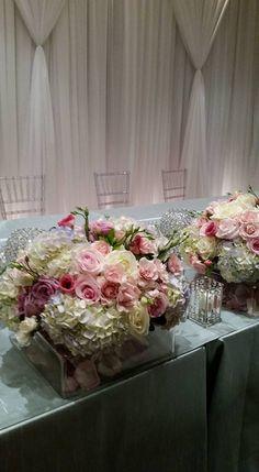 Bridesmaid Dresses, Wedding Dresses, Table Decorations, Pink, Home Decor, Fashion, Bride Maid Dresses, Bride Gowns, Homemade Home Decor