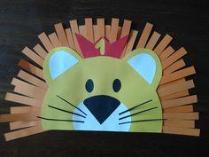 kroon leeuw Leo, Projects, Mardi Gras, Paper, Lion, Log Projects