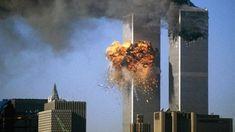 Visuals - The scene of the September 11, 2001 terrorist attacks in New York City