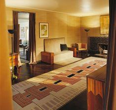 Saarinen House, Eliel Saarinen, 1930, Bloomfield Hills, Michigan, USA