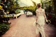 Stara Oranzeria - piekne miejsce na niezpomniene przyjęcie w ogrodzie