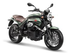 Guzzi Griso SE. Saw this thing for the first time today. Fell in love. And it's not a Harley!