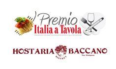 Il Premio Italia a Tavola 2015 per il top della cucina https://www.facebook.com/baccano.san.gimignano/photos/a.779613208761186.1073741842.756028791119628/818888231500350/?type=1&theater … #sangimignano