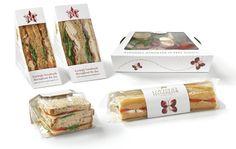 sandwich packaging - Google zoeken Sandwich Packaging, Sandwiches, Container, Food, Google, Essen, Meals, Paninis, Yemek