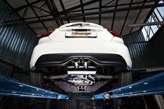 Ragazzon Tuning: Mercedes A Class (W176) A180 1.6 90 kW 2012