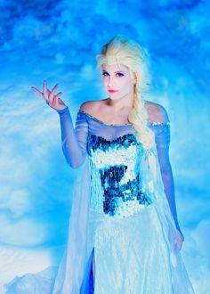 Elsa by Sandman-AC.deviantart.com on @DeviantArt