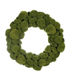 Moss wreath? This isn't even pretty. Looks like fungus. lol