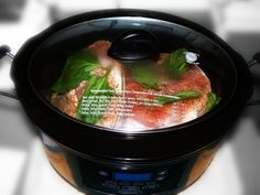The Difference Between a Crockpot and a Slow Cooker  I have both and wondered the difference besides the obvious one has a ceramic crock...
