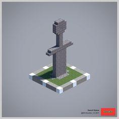 Sword Statue