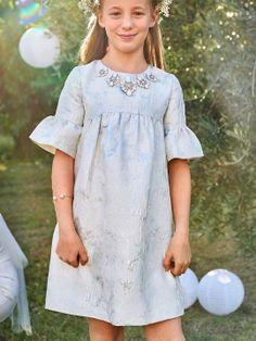 Викрійка Сукня силуету ампір з оборками на рукавах  купити викрійки 62a634838ff22