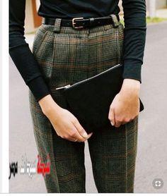 2020 لعام موضة البناطيل الكاروهات البنطلون البنطلون الكاروهات الجانجام الجديدة الرخامي الكاروهات الكاروهات بالانجليزي ازياء Pantsuit Fashion Pants