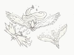 Pokemon Coloring Pages Legendary Birds - Printable Coloring Pages Super Coloring Pages, Frozen Coloring Pages, Easter Coloring Pages, Princess Coloring Pages, Printable Coloring Pages, Coloring Pages For Kids, Pokemon Coloring Sheets, Pikachu Coloring Page, Dinosaur Coloring Pages