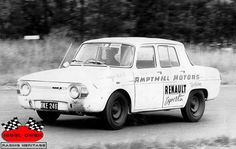 Henning Behr from Welkom April 1968 Roy Hesketh 6 Hour race