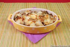 • Parmigiana di carciofi - Ricetta Parmigiana di carciofi di GnamGnam