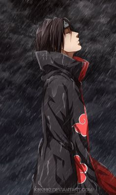 itachi uchiha - something to achieve by k9k992.deviantart.com on @DeviantArt