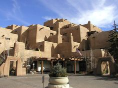 Santa Fe, Tom and I lived here in the 80's. It is one of my favorite places in the U.S.