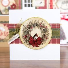 Craftwork Cards Christmas Cheer 133 Piece Collection (147425) | Create and Craft