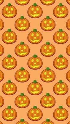 Halloween Emoji background