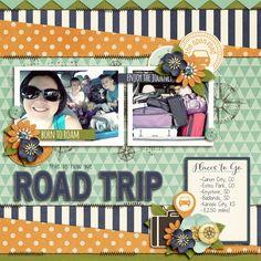 This is How We Road Trip - Scrapbook.com