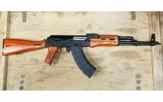 Nice finish and plenty of features—but does the Polish WBP Fox measure up to more established countries' AKs? Tactical Rifles, Akm, Countries, Guns, Polish, Nice, Weapons Guns, Vitreous Enamel, Tactical Guns