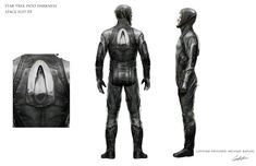 Want another look at the new Klingons that J.J. Abrams created for Star Trek Into Darkness? Here's some brand new concept art, from the people who helped craft the shiny new Trek reboot.