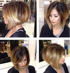 30.Good Short Bob Hair Cuts